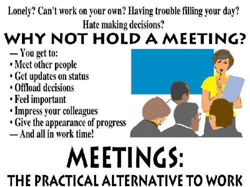 Meetings-