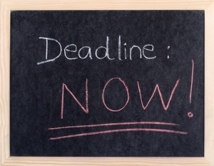 Deadline-now